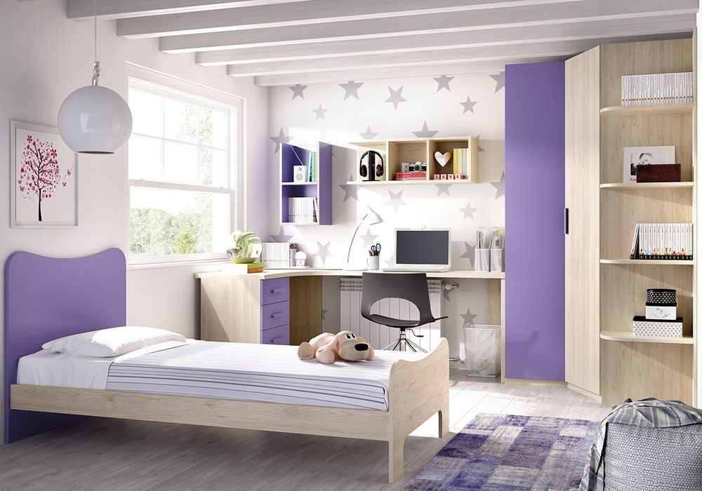 Dormitorio juvenil - Dormitorios juveniles chica ...